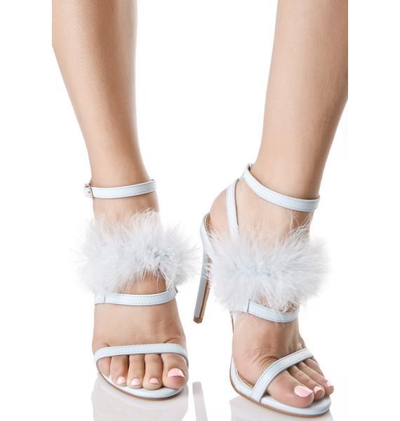Nicolette Fluffy Heels