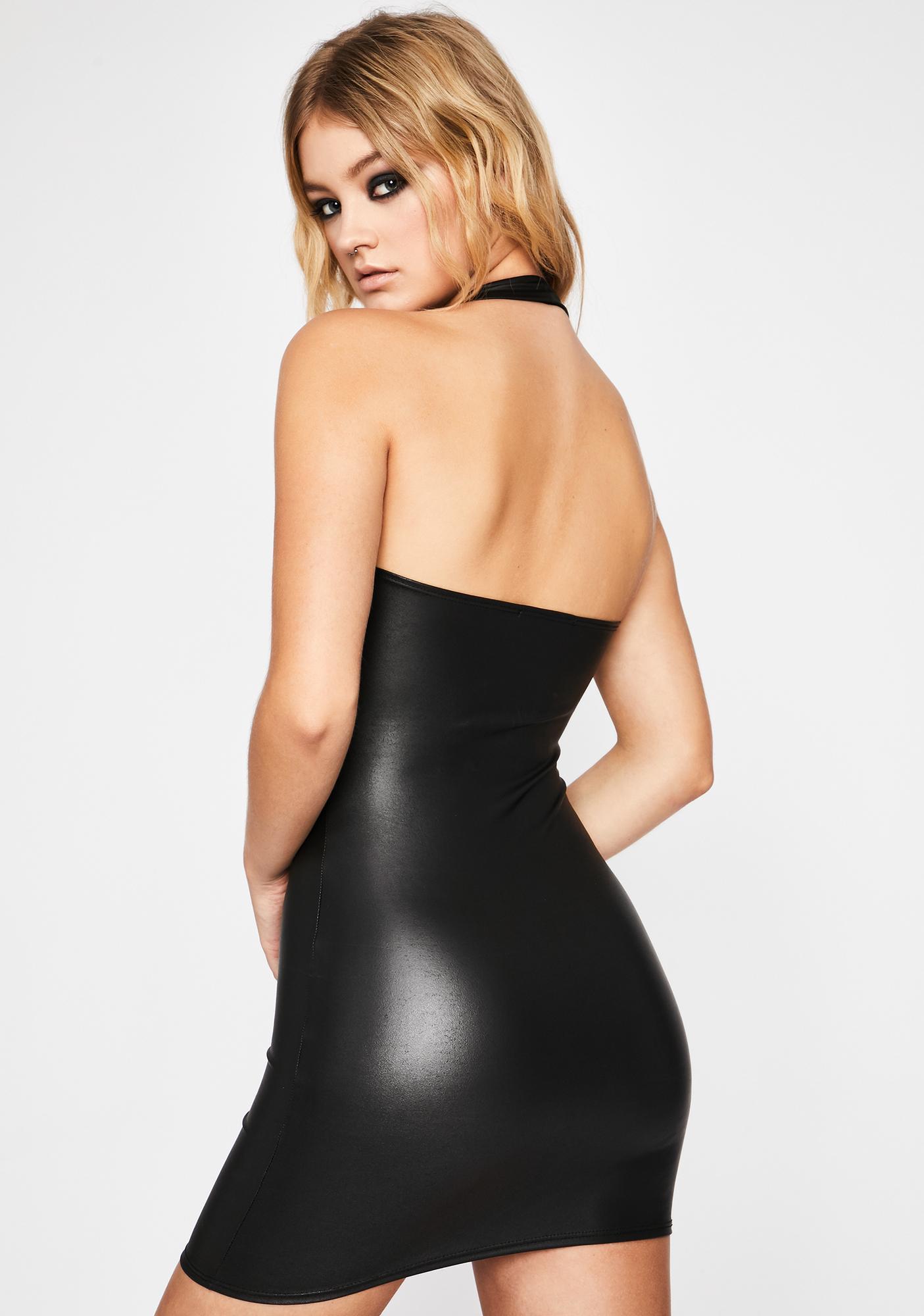 Severe Desire Mini Dress