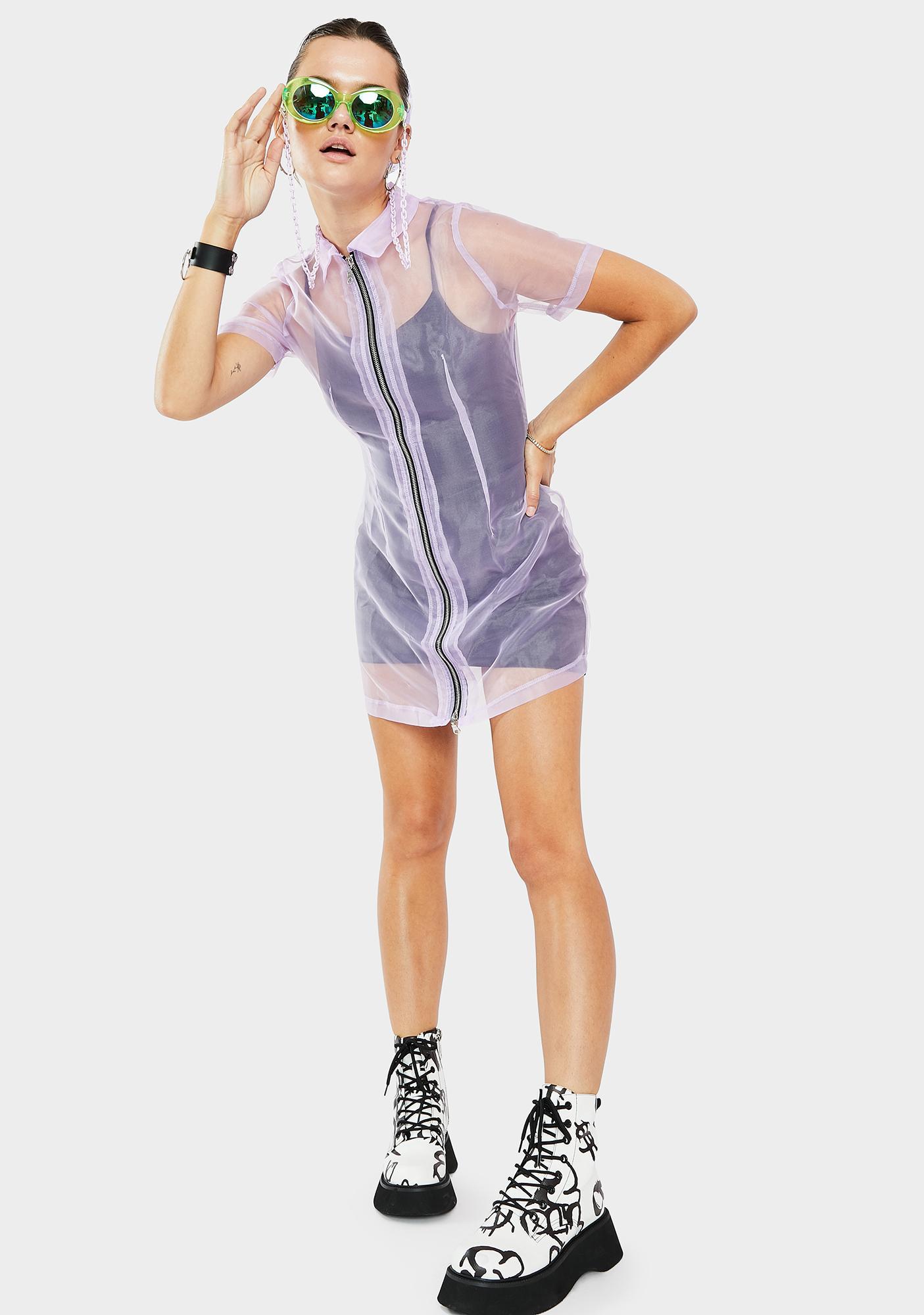 The Ragged Priest Hybrid Organza Dress