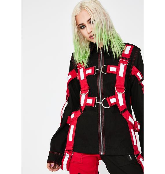 Tripp NYC Shock Reflective Jacket