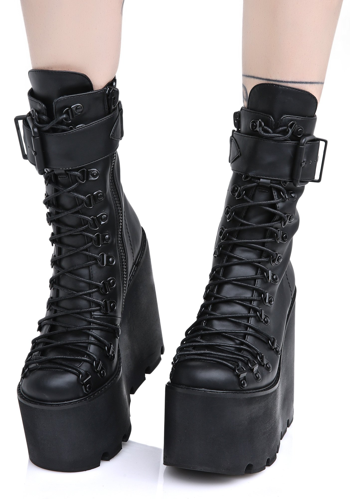 Current Mood Traitor Boots