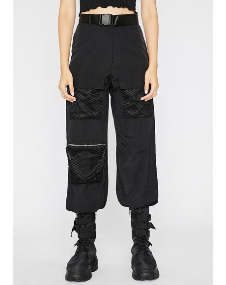 Heavy Heat Cargo Pants