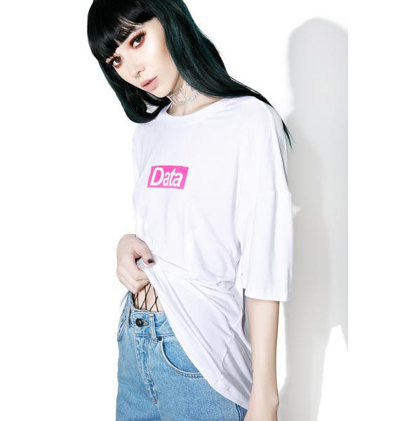 Brashy Data Tee
