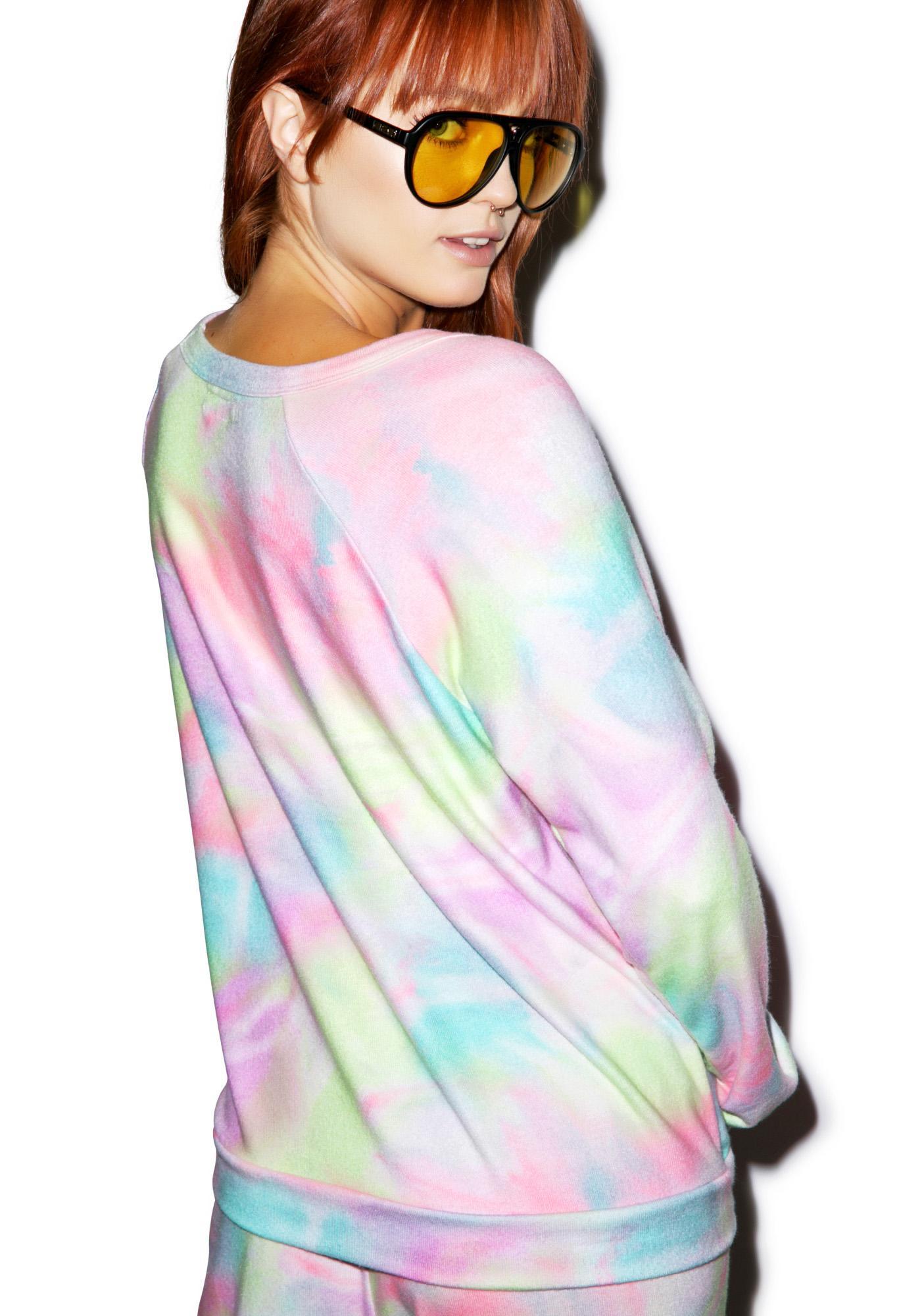 Lauren Moshi Lucky Sweatshirt