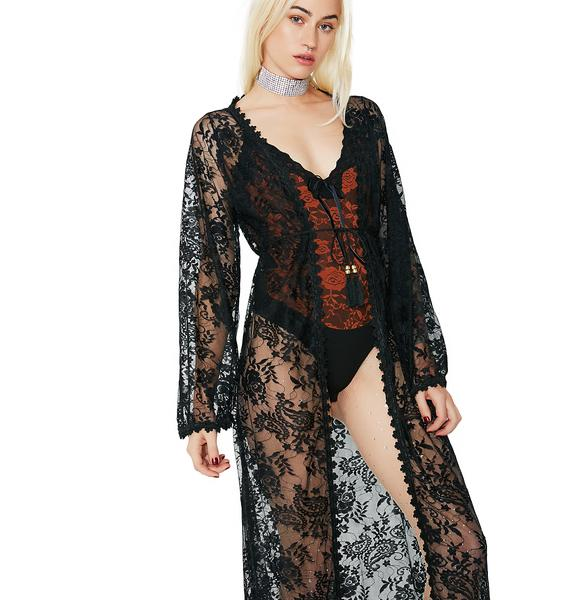 Elvira's Maxi Robe Set