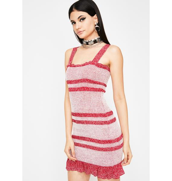 Exotic Stargazer Mini Dress