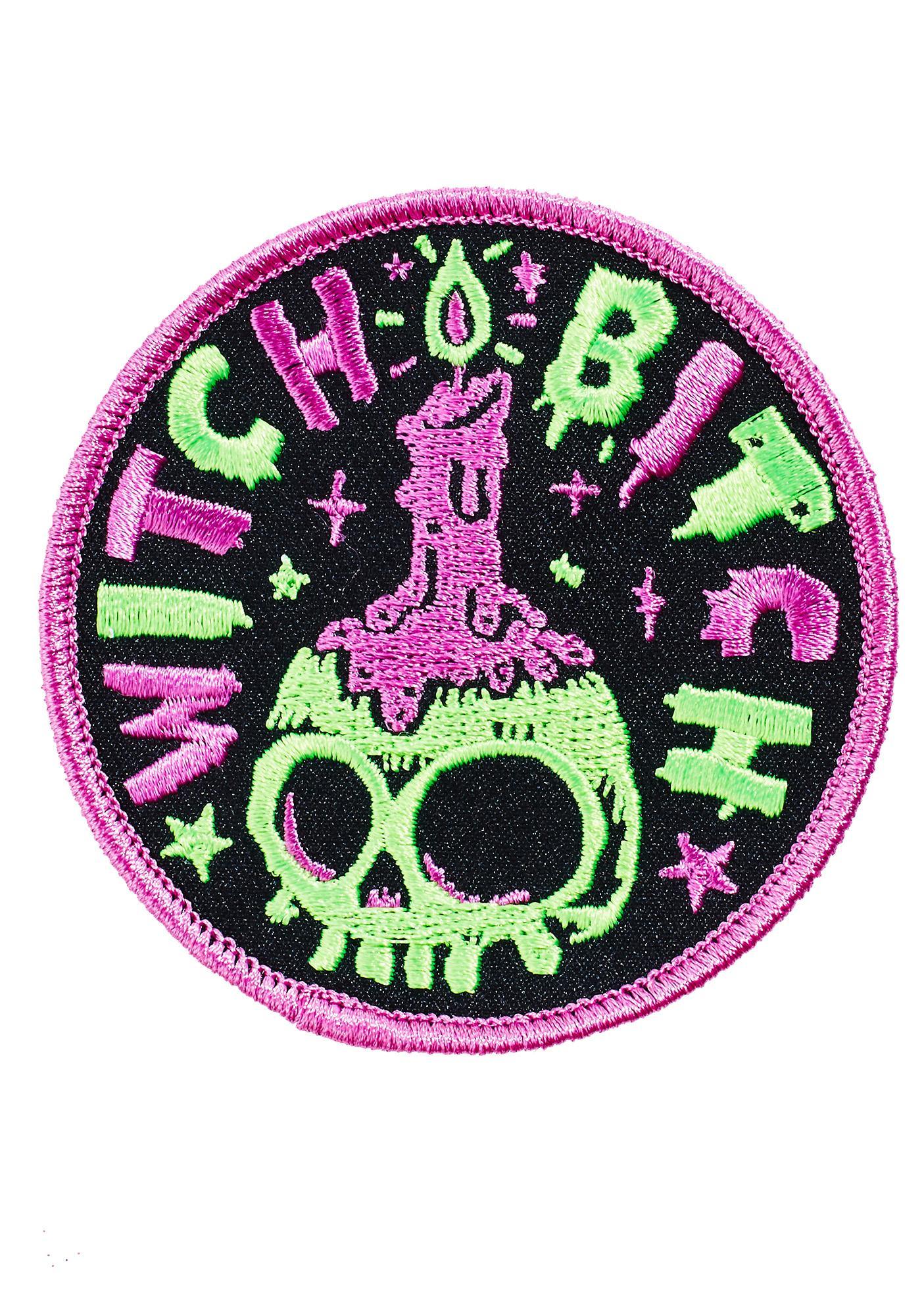 Witch Bitch Patch