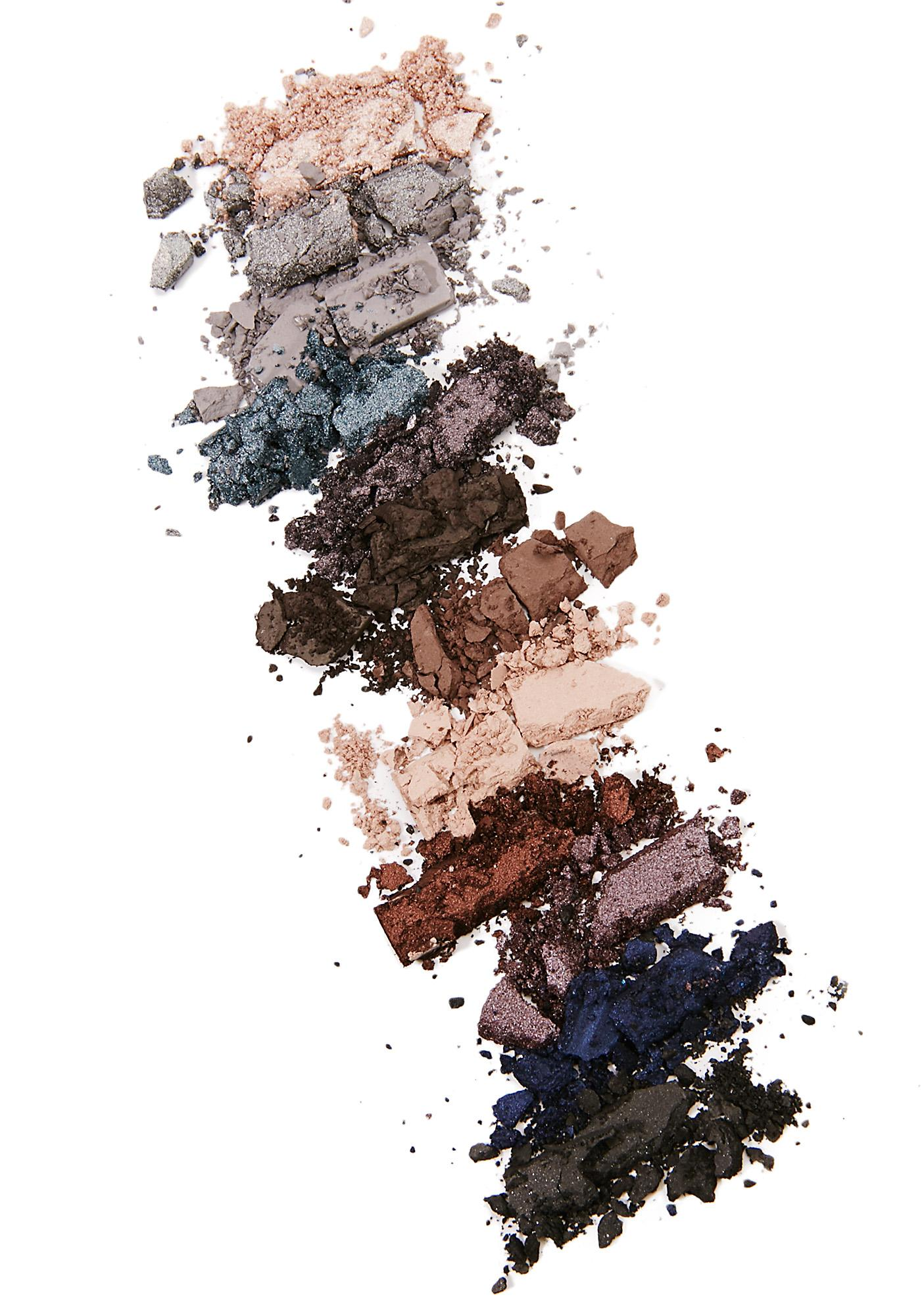 LA Girl Beauty Brick Smoky Eyeshadow Palette