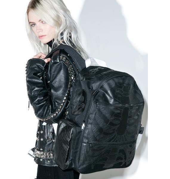 Kreepsville 666 Ribcage Backpack
