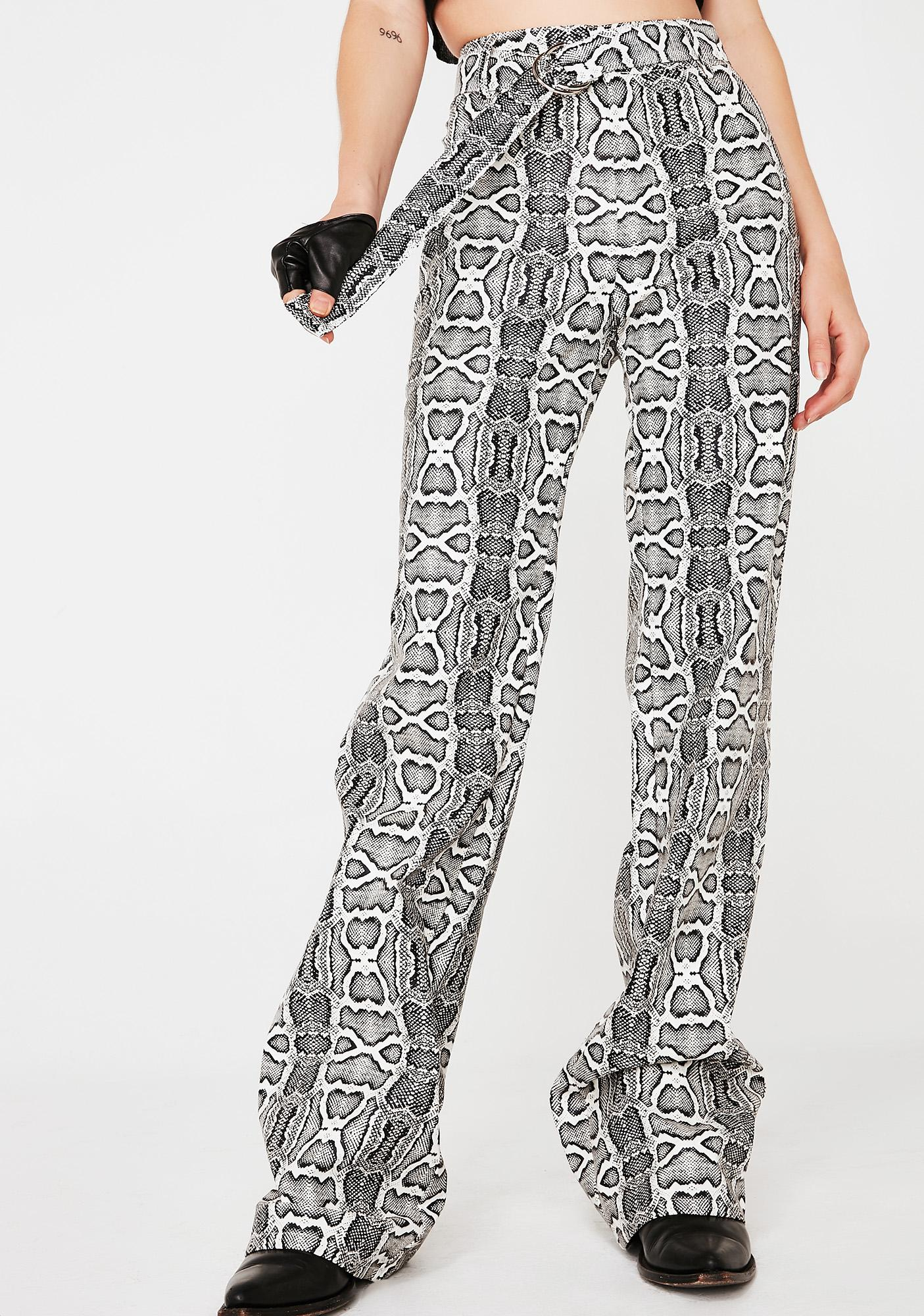 I AM GIA Python Shiraz Pants