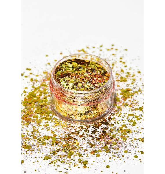 Lunautics Gaia Terra Dust Biodegradable Glitter