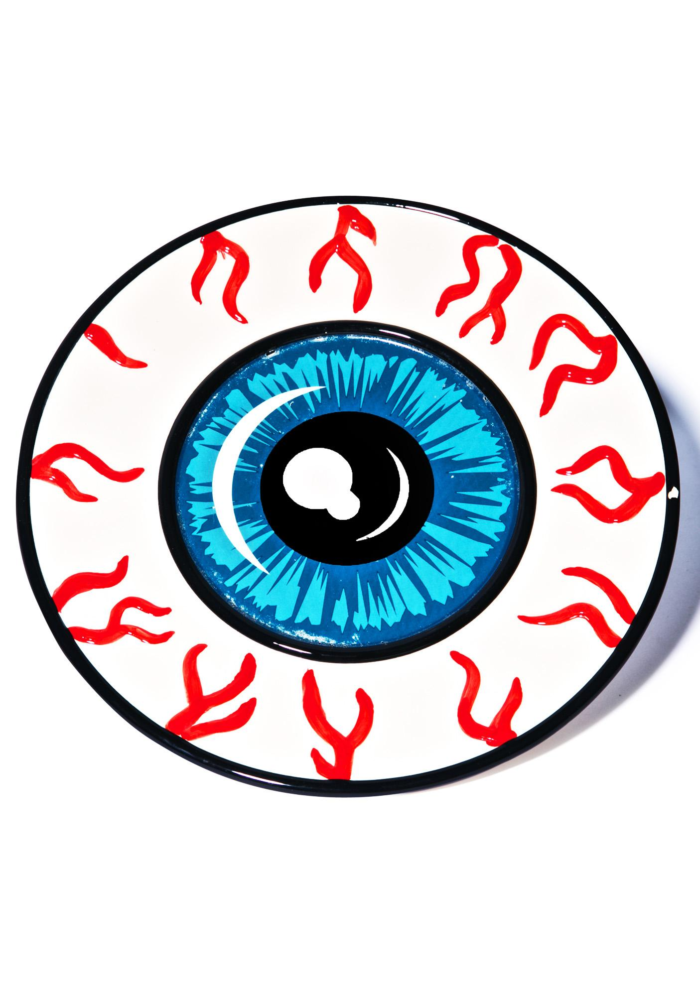 Sourpuss Clothing Eyeball Platter