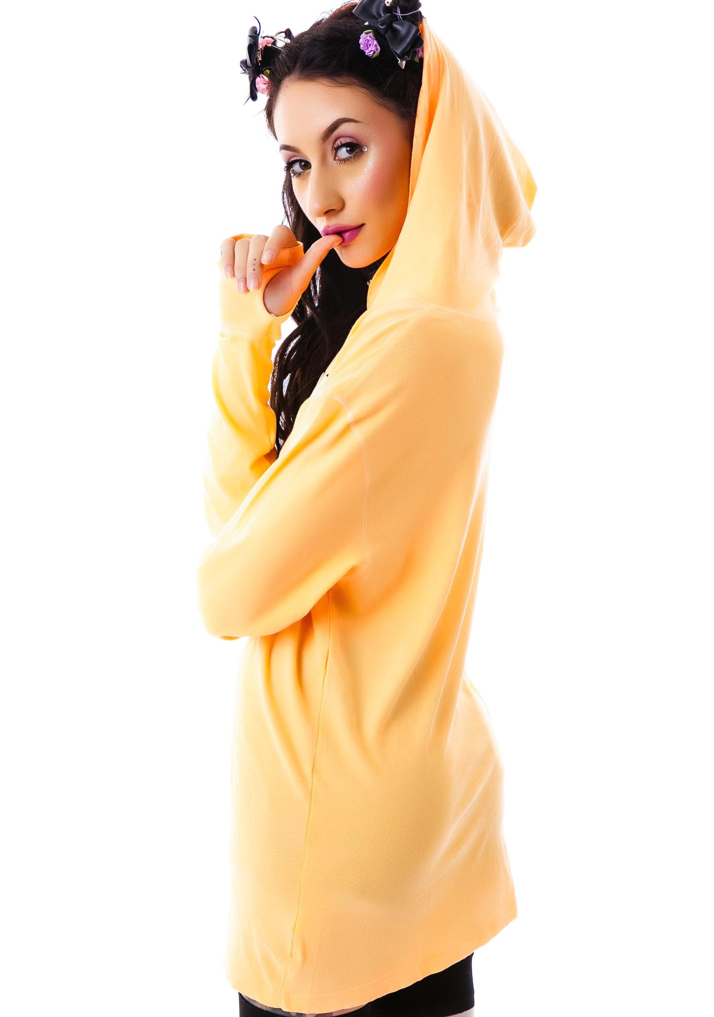 Wildfox Couture So Cute Juku Hoodie