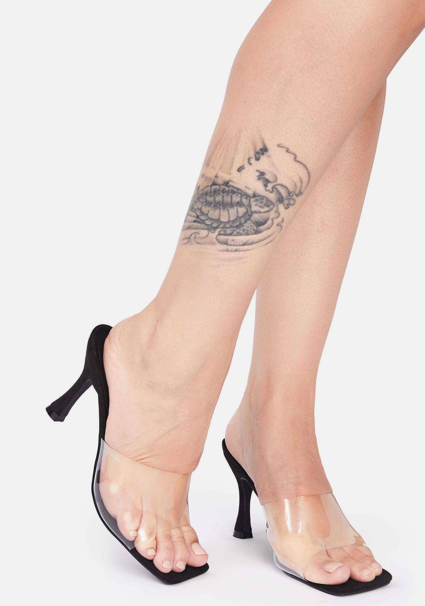 Sinful Clearly The Baddest Heels