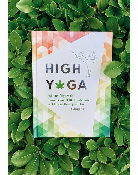 High Yoga Wellness Book