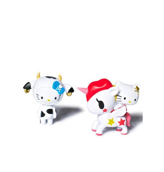 Tokidoki X Hello Kitty Blind Box