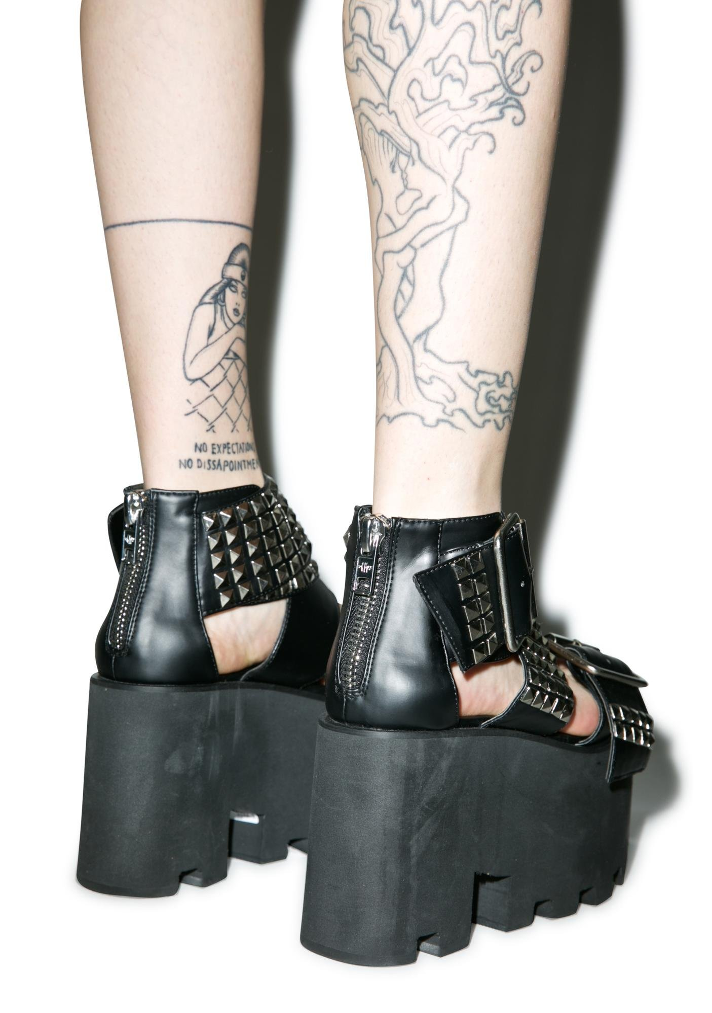 Current Mood Summer Punx Platforms