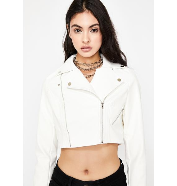 Ride Or Die Moto Jacket