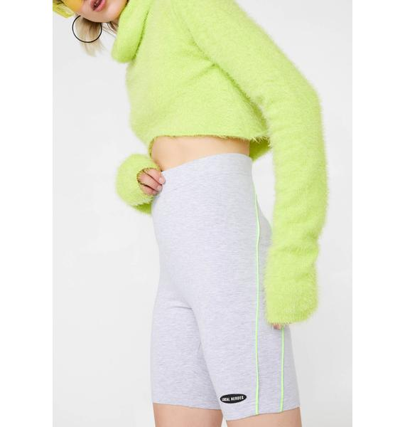 Local Heroes LH Cycle Shorts