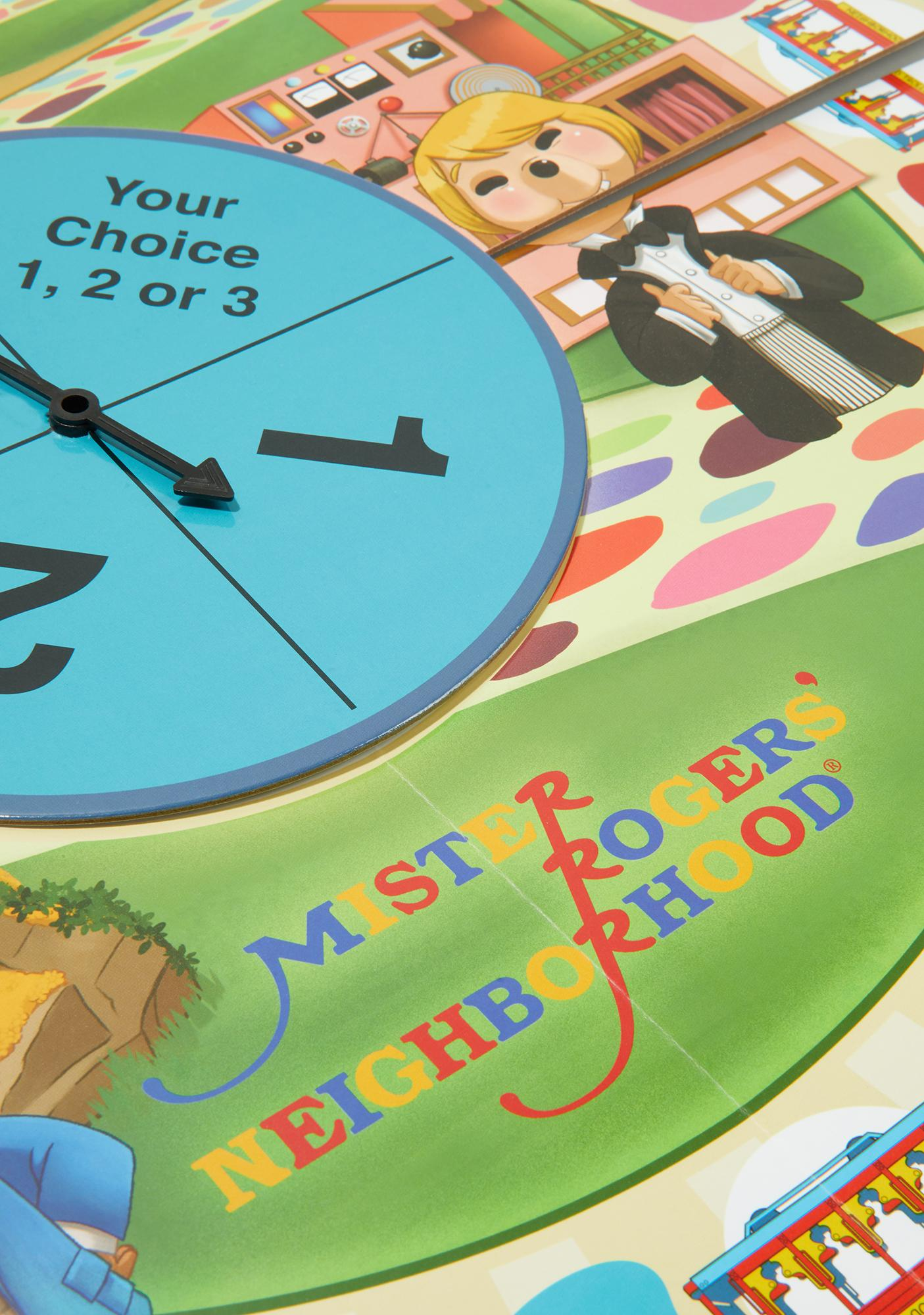 Mister Rogers' Board Game