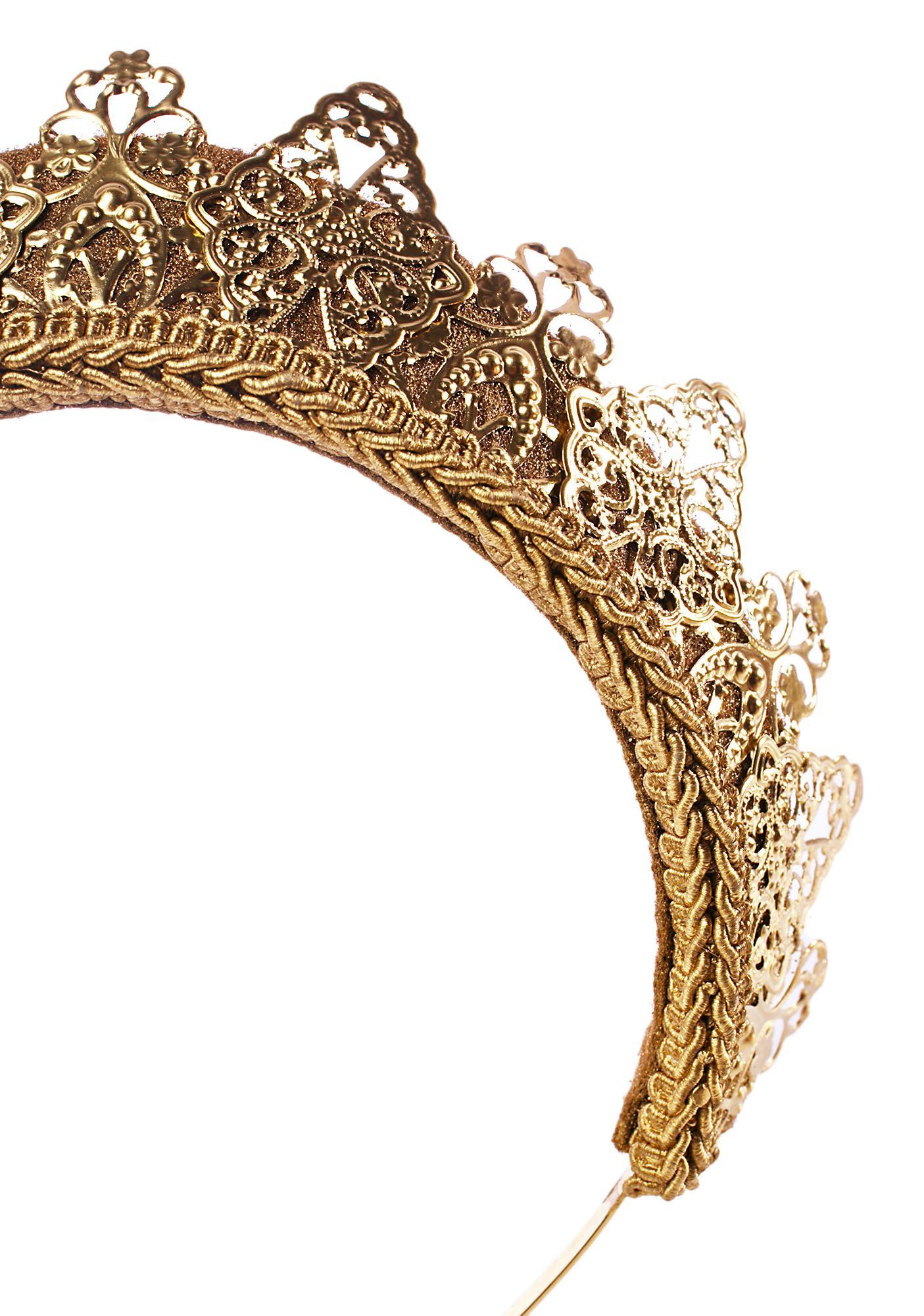 Loschy Designs Anastasia Crown