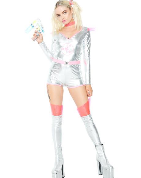 21st Century Grl Costume
