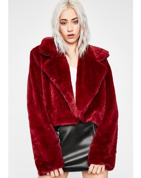 Lux Attitude Fuzzy Jacket