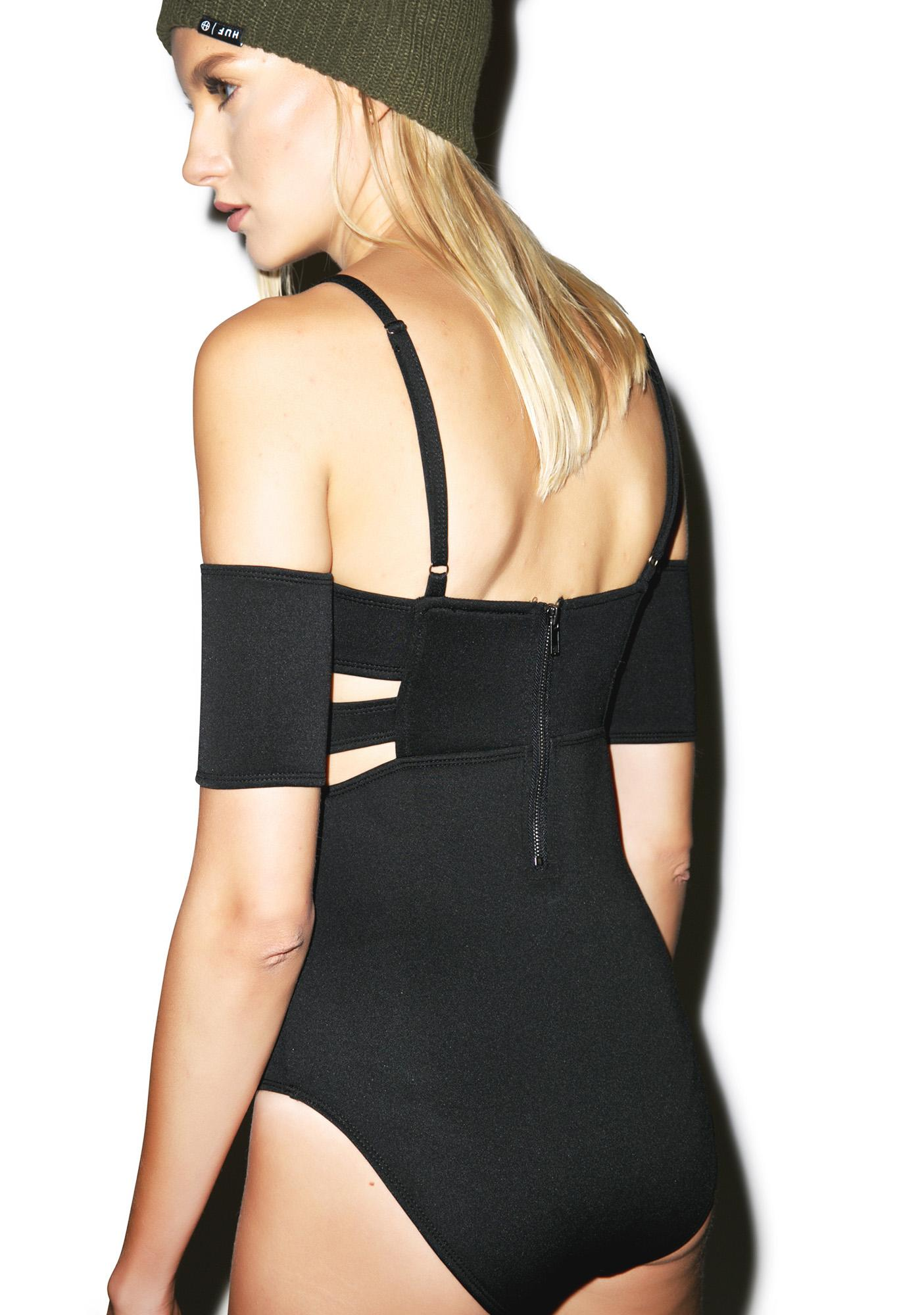 Nightwalker What The Cuff Bodysuit