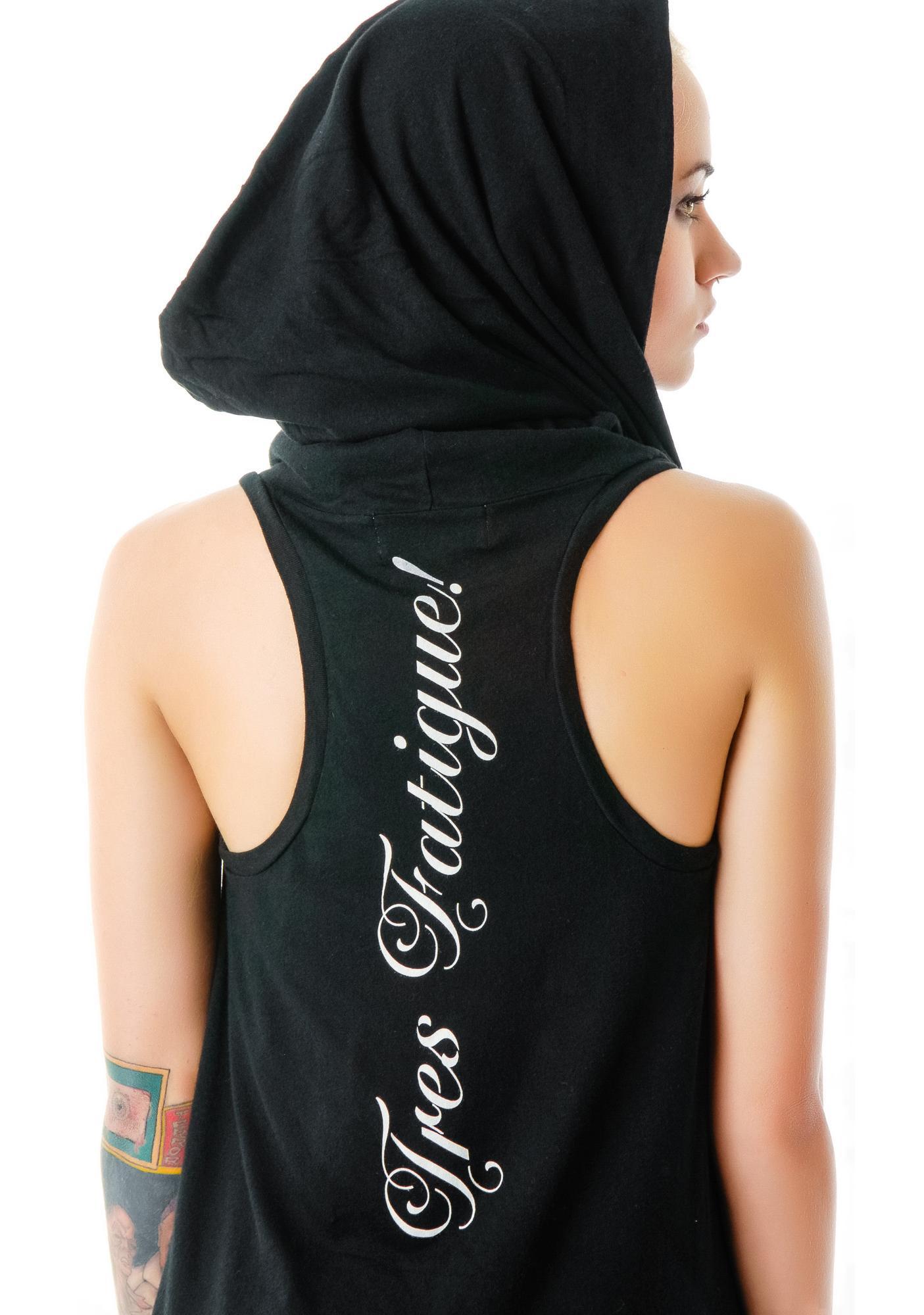 Wildfox Couture Tres Fatigue Nightcap Dress