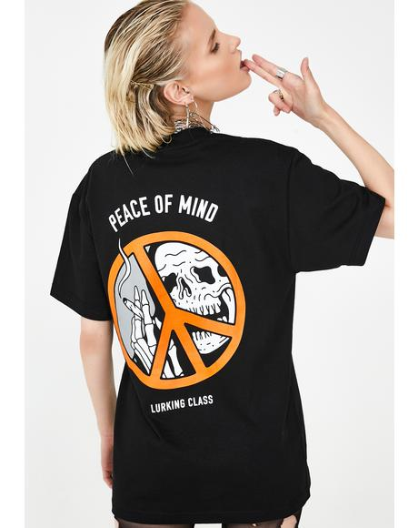 Peace Reaper Graphic Tee