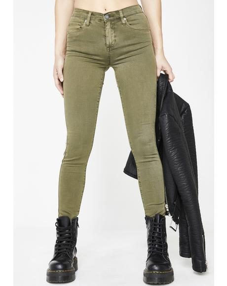 Down To Earth Skinny Jeans