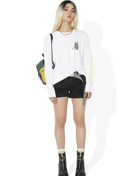 Tropical Casualty Salvage Long Sleeve Tee