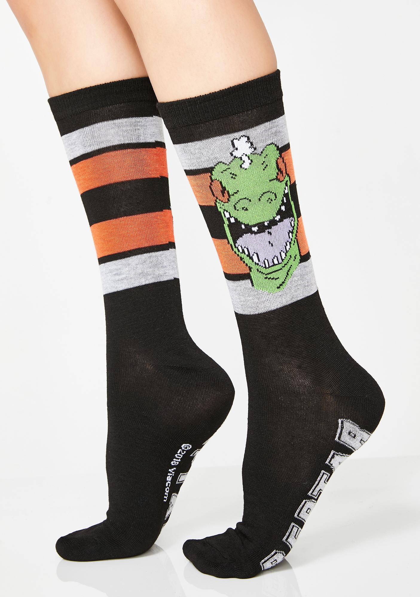 Roarin' Revenge Crew Sock Set