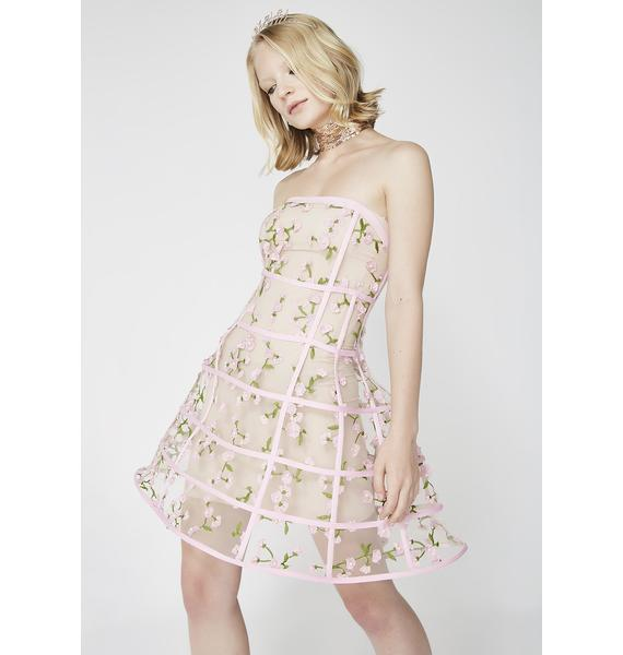 Kiki Riki Magic Garden Cage Dress