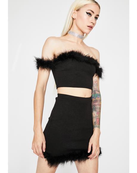 Clique Bait Skirt Set