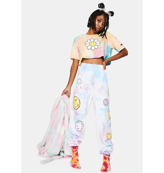 By Samii Ryan Good for You Tie Dye Sweatpants