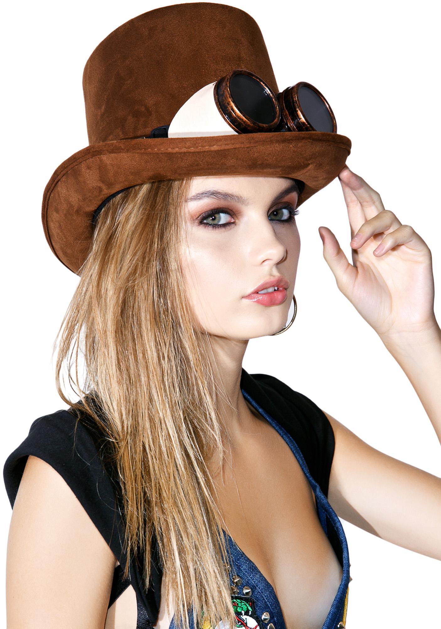 Desert Jinx Top Hat