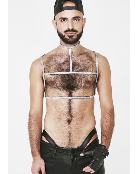 Wrapped In Cash Body Harness
