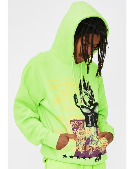 Obey Our Planet Graphic Hoodie
