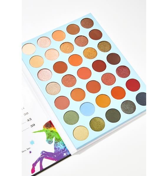 Rude Cosmetics Fairy Tales Eyeshadow Palette