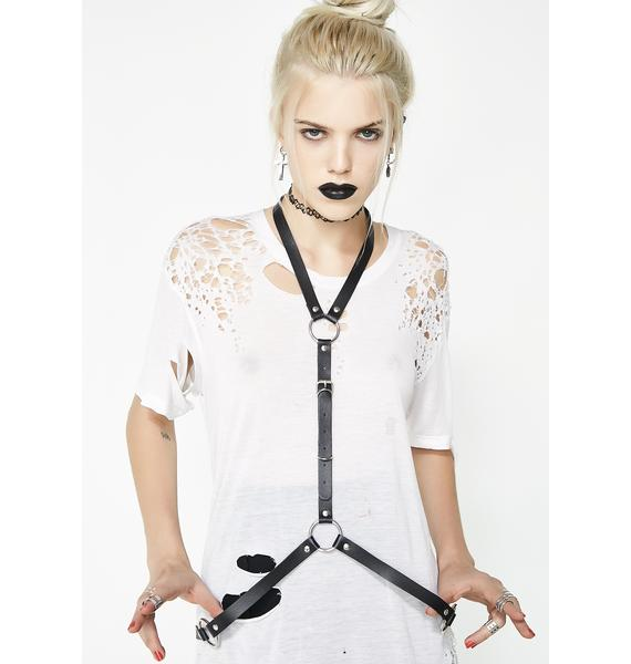 Fetish Fantasy O-Ring Harness