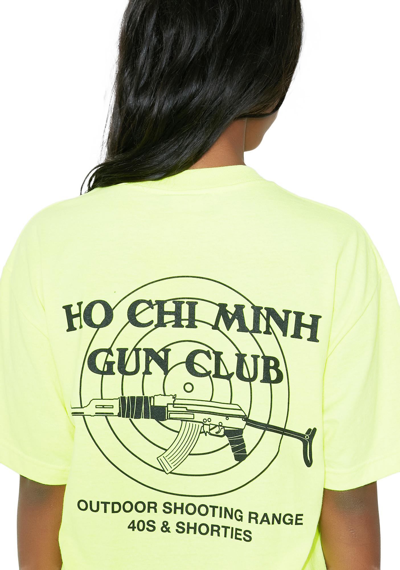 40s & Shorties Gun Club Tee