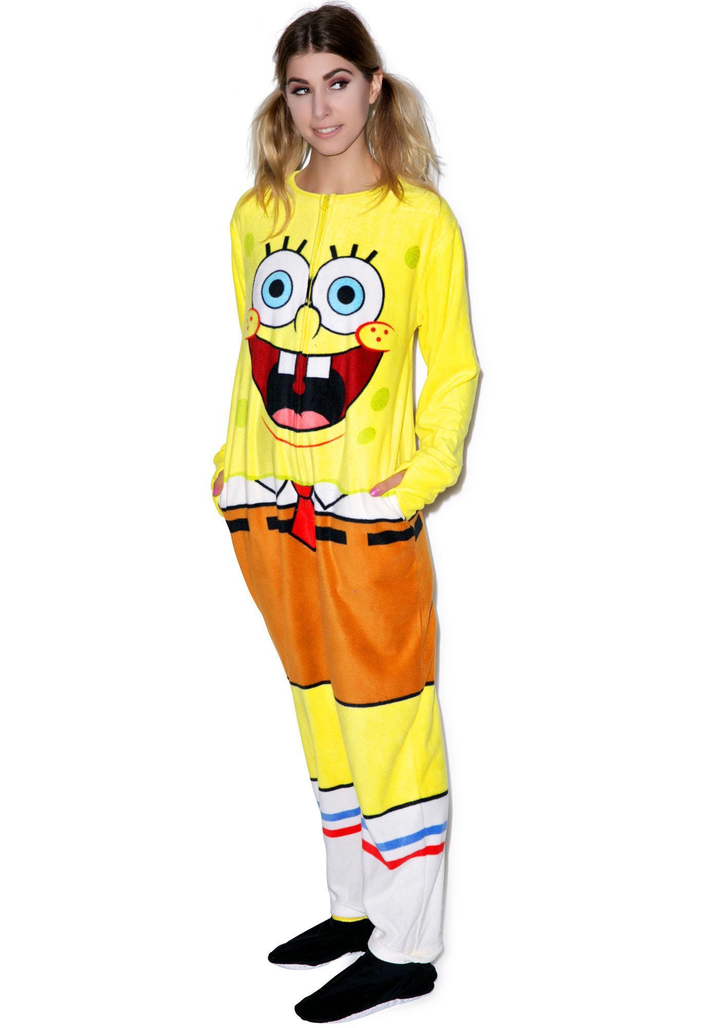 Undergirl Spongebob Onesie
