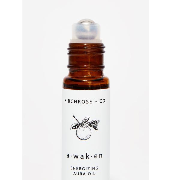 Birchrose + Co Awaken Aura Oil