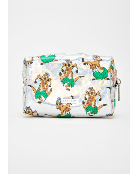 X Disney Timon Makeup Bag