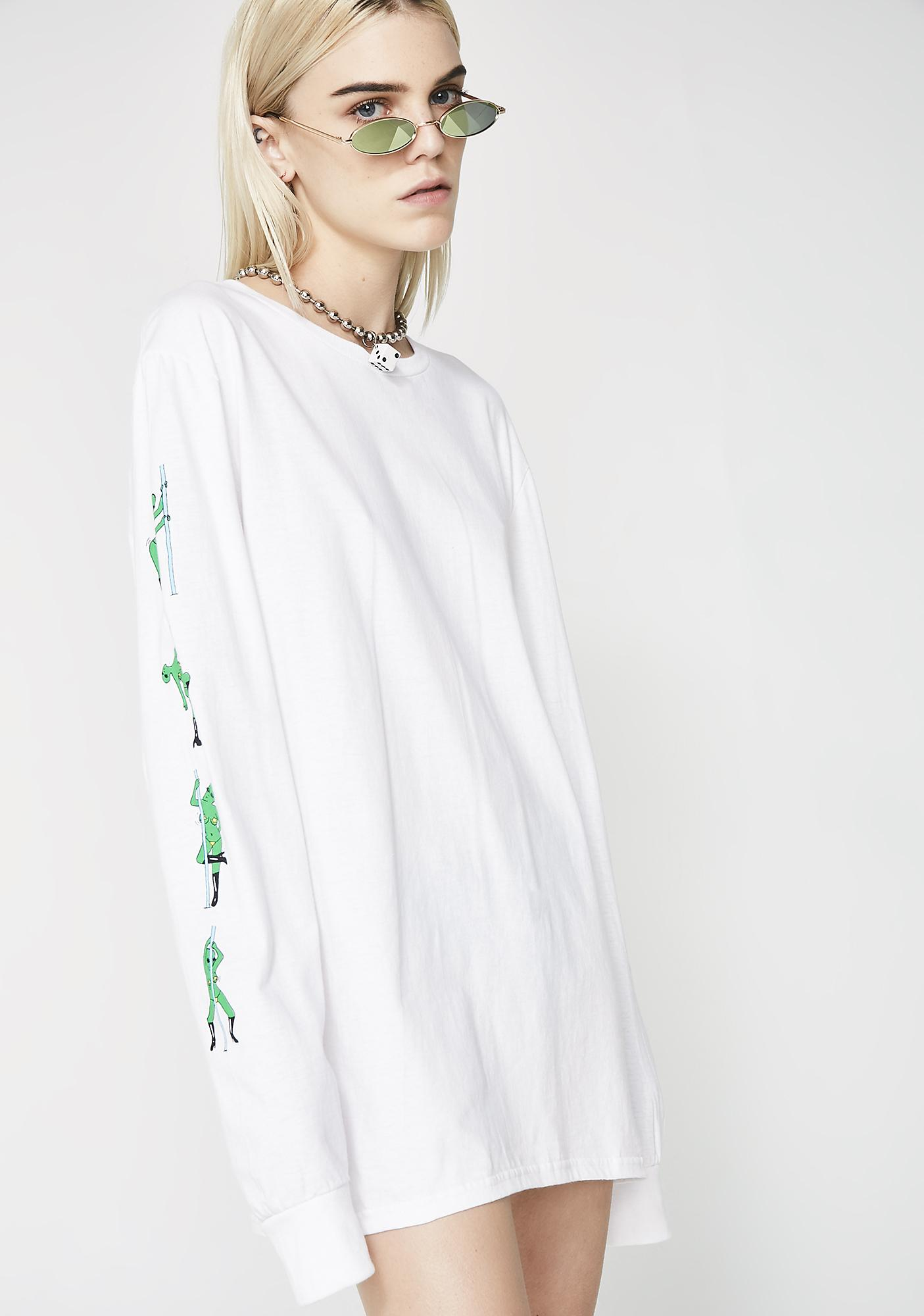 Moon River Collective Tiny Dancer Long Sleeve Tee