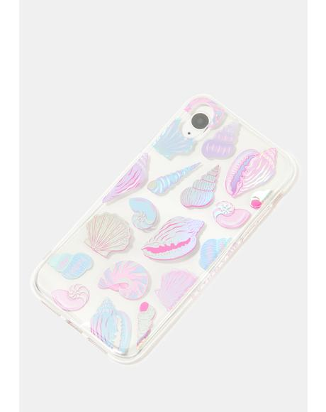 Mermaid Shells iPhone Case