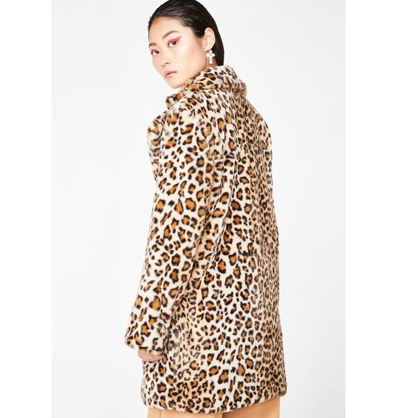 I AM GIA Stefani Coat
