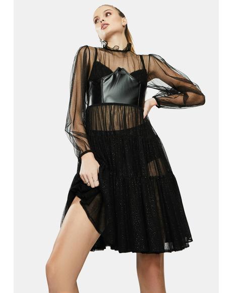 The Vampira Dress