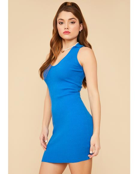 Royal Voted Most Popular Ribbed Mini Dress